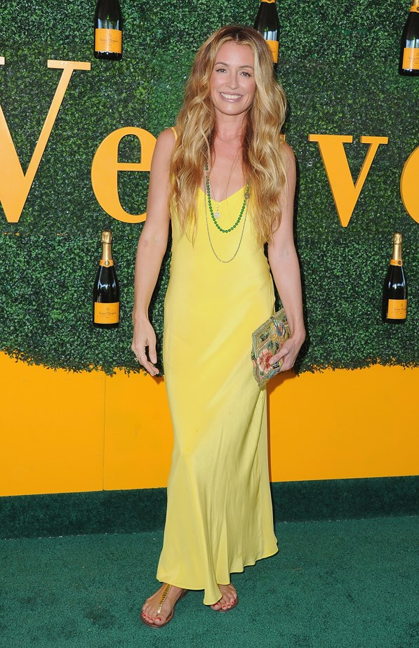 Cat Deeley.
