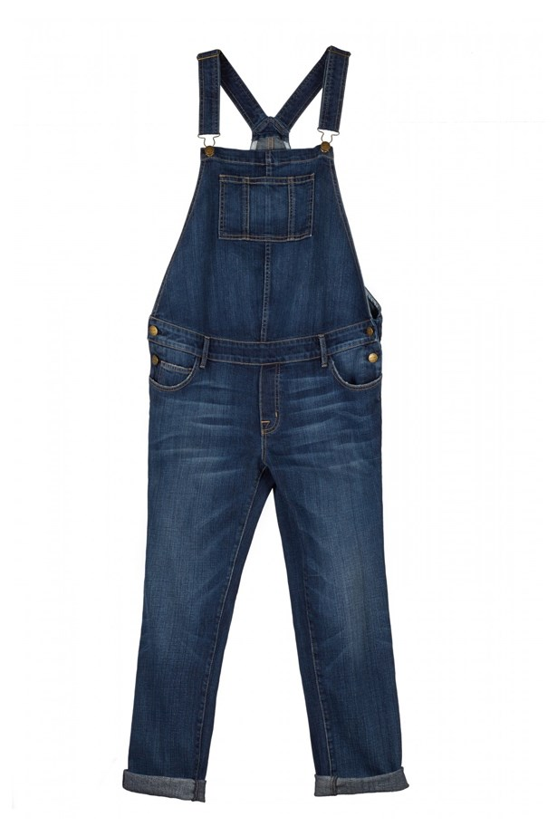 "<p> For those looking for a no-frills outfit solution for those mornings when you really couldn't bear mixing and matching, a pair of classic overalls is the ticket. These relaxed blue jean ones are perfect for growing bellies as they feature a hidden row of closures at the hip that you can let out as you grow.<p> <p> <a href=""http://www.hatchcollection.com/chic-maternity-clothing/shop-by-category/jumpers-onesies/the-easy-denim-overall.html"">Overalls, $497, HATCH.</a>"