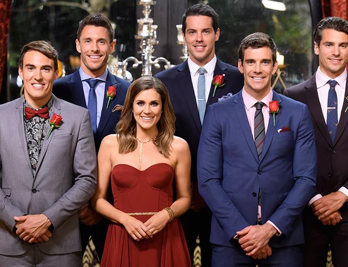 Georgia Love The Bachelorette Australia 2016 Top 5 Guys