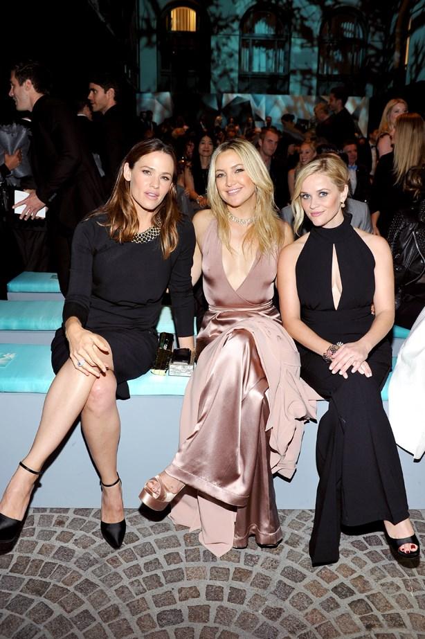 Jennifer Garner, Kate Hudson and Reese Witherspoon.