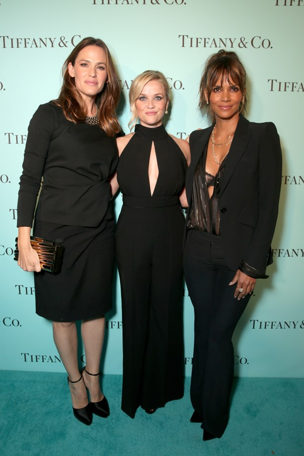 Jennifer Garner, Reese Witherspoon, Halle Berry.