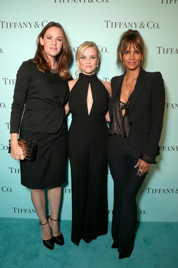 Jennifer Garner, Reese Witherspoon, Halle Berry.