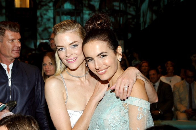 Jaime King and Camilla Belle.
