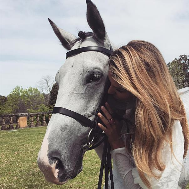 <p>Need some inspiration for your upcoming spring racing events? Look to these Aussie celebrities, who have nailed their race day style so far.