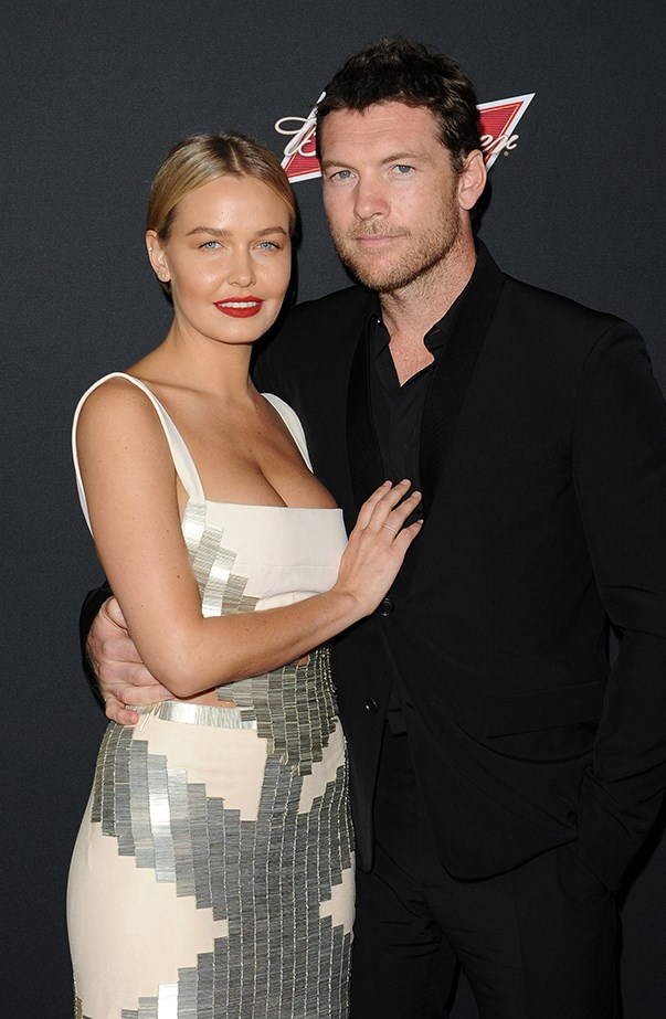 <p><strong>Lara and Sam Worthington</strong> <p>Lara has become notoriously private since marrying Sam and becoming a mother. The last time Lara and Sam walked a red carpet together was in March 2014, when they attended the premiere of Sam's movie <em>Sabotage</em> in LA.