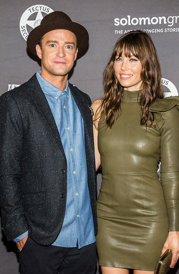 <p><strong>Justin Timberlake and Jessica Biel</strong> <p>Justin and Jessica attend red carpets together every now and then, but there're not always at each other's sides when they step out publically. They recently attended the premiere of <em>The Book of Love</em> at the New Orleans Film Festival, and six months prior to that they were at the Tribeca Film Festival.