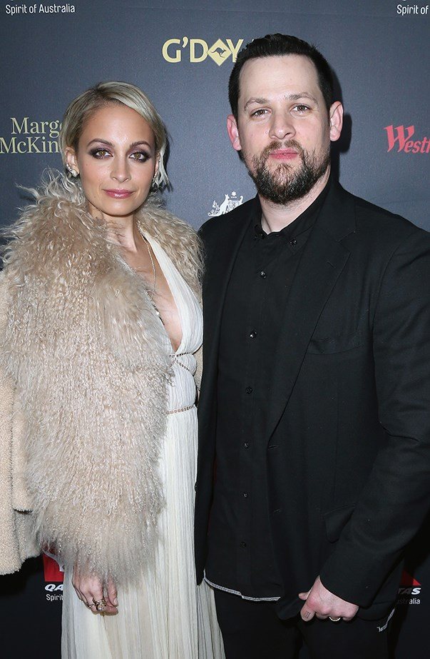 <p><strong>Nicole Richie and Joel Madden</strong> <p>Earlier in their relationship, Nicole and Joel attended events together more regularly—they hit up the G'Day LA Gala in January this year but prior to that their last joint red carpet was in 2014.