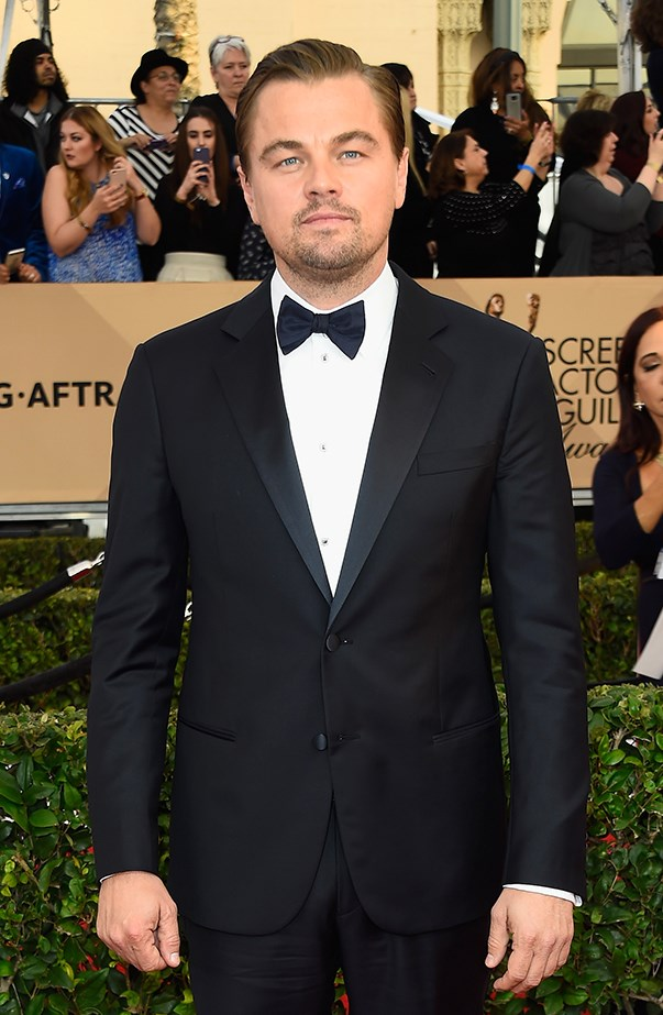 <p><strong>Leonardo DiCaprio and whoever he's dating</strong> <p>Leo has been linked to many beautiful ladies over the years, but he's more likely to take his mother as his date to a red carpet event over a girlfriend.