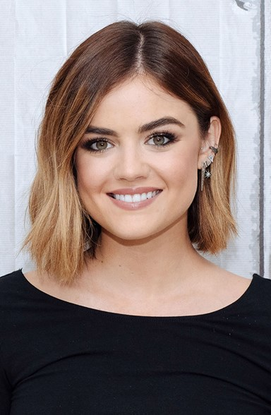 28 Times Lucy Hale Was The Hair Muse You Never Knew You Needed