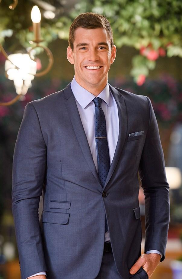 Cameron Cranley The Bachelorette Australia 2016