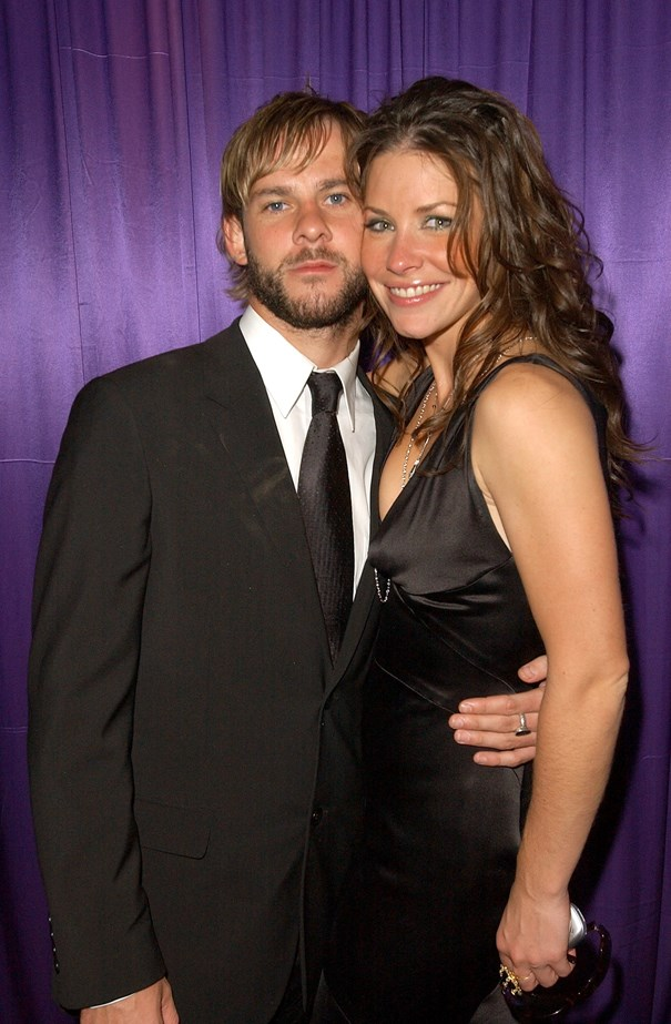 <p> Evangeline Lilly and Dominic Monaghan <p> The <em>Lost </em>co-stars dated for over five years whilst filming the show together but broke up in 2009.