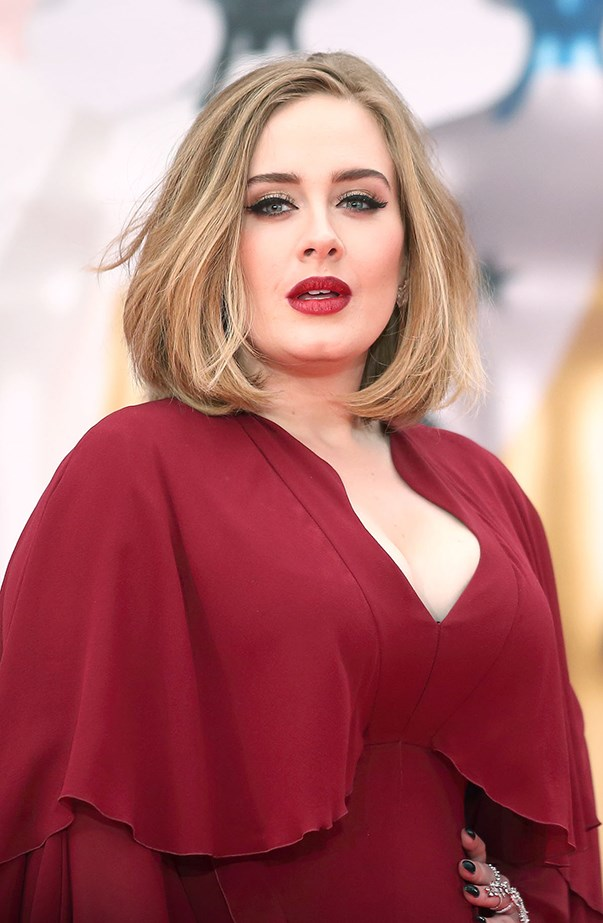 <p><strong>Adele</strong> <p>The fact that she sings about such worldly things and is also a mother makes Adele seem older and wiser than her 28 years.