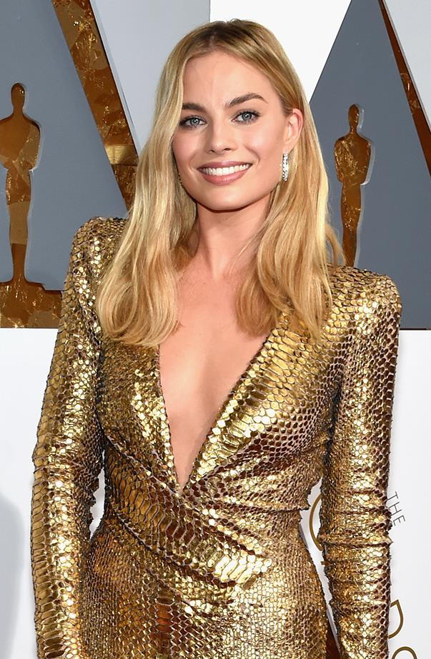 <p><strong>Margot Robbie</strong> <p>It could be because she's often been cast opposite much older leading men, but Margot seems older than 26.