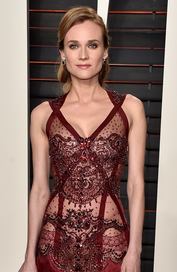 <p><strong>Diane Kruger</strong> <p>It's hard to believe Diane is 40 years old.