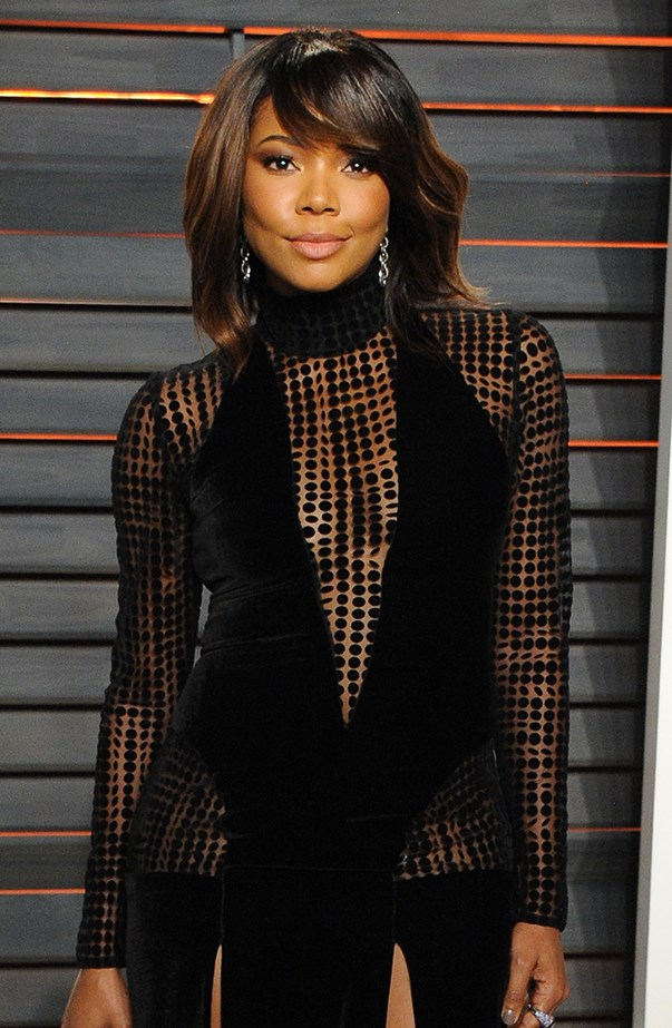 <p><strong>Gabrielle Union</strong> <p>Gabrielle just doesn't age. She's 43 now and doesn't look it.