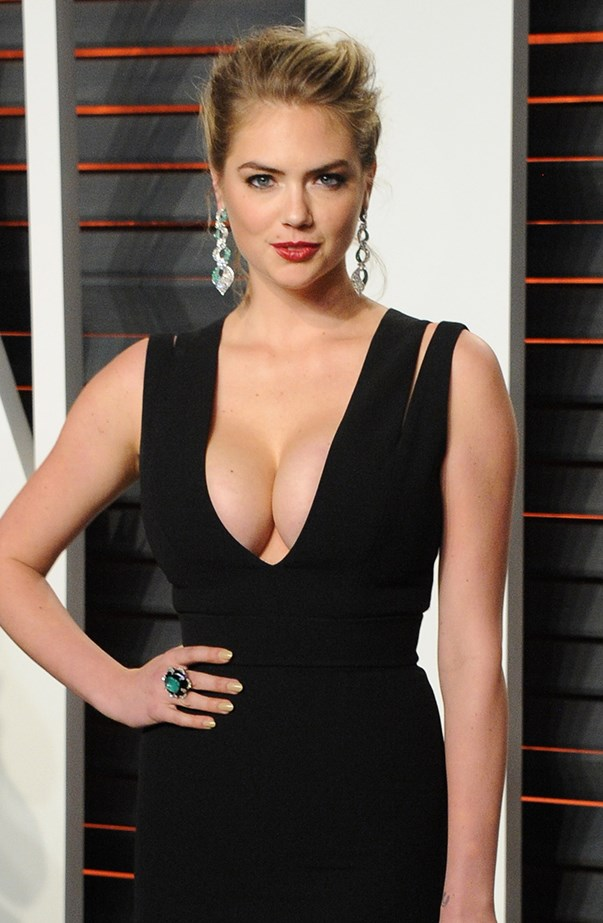 <p><strong>Kate Upton</strong> <p>Yeah, Kate is only 24. Think about this: She was born in 1992.