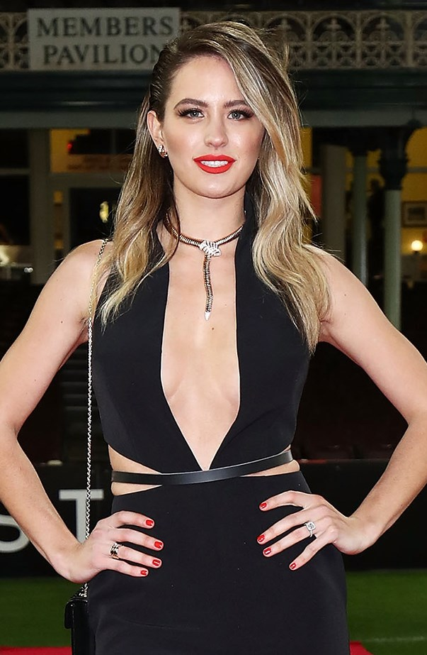 <p><strong>Jesinta Campbell</strong> <p>Jesinta has accomplished so much it's hard to believe she's only 25.