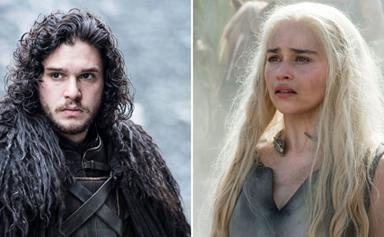 See Jon Snow And Daenerys Targaryen Meet For The First Time In 'Game Of Thrones'