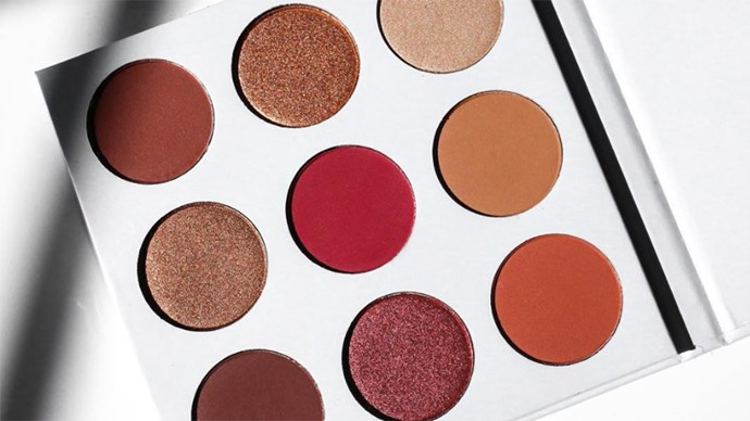 Kylie Cosmetics Burgundy Palette Dupes