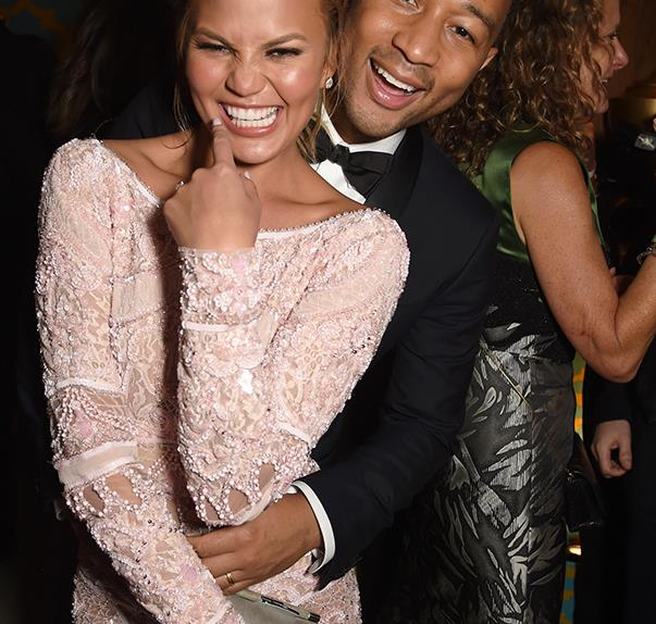 Chrissy Teigen and John Legend Relationship