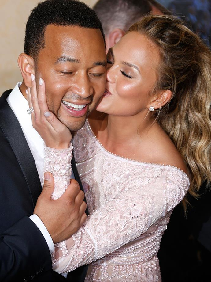 <p>From how they got together to why they work as a couple, read the sweetest things John Legend and Chrissy Teigen have said about each other.