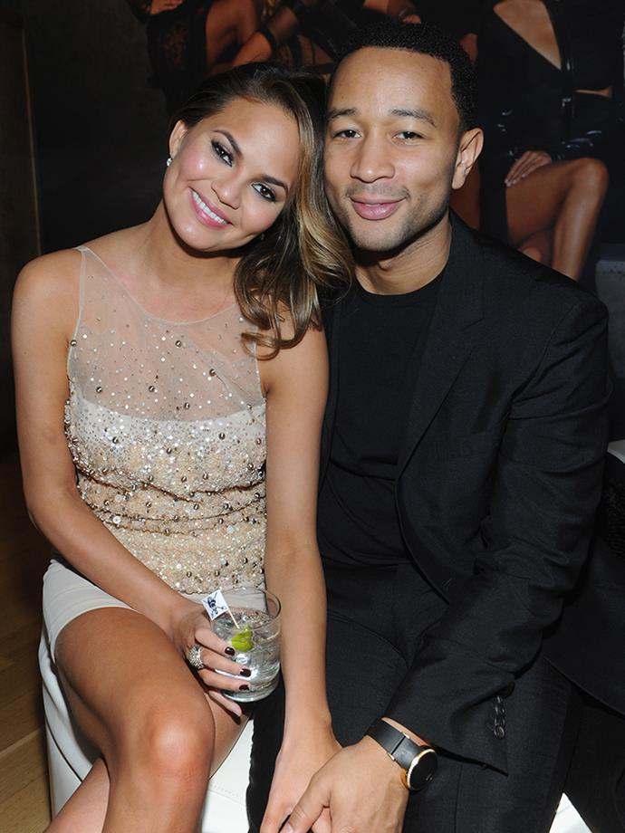 "<p>Chrissy first came into the public eye as a model, but another thing she's become famous for is her cooking and love of food (which resulted in a cookbook, <em>Cravings</em>). She told <a href=""http://www.cosmopolitan.com/entertainment/news/a24251/chrissy-teigen-on-june-2014-cosmo/"" target=""_blank""><em>Cosmopolitan U.S.</em></a>, ""I love cooking for my man. John is very successful, so people sometimes think that I am mooching off him. But we take care of each other in different ways."""