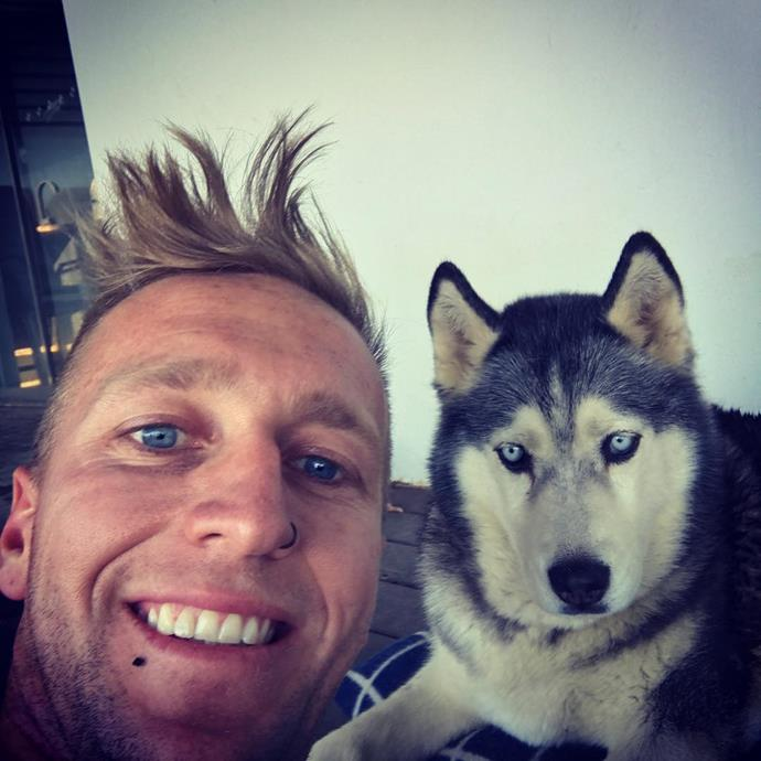 "<p><strong>Ben Lyall</strong> <p>Ben is mad about his huskies and is new to the whole gym selfie thing. He's also got a <a href=""https://www.instagram.com/p/BHT-j71Dcv-/?taken-by=benlyall1"" target=""_blank"">tattoo sleeve of childhood characters</a> like the Simpsons, Flintstones, Ninja Turtles and more—we definitely didn't get to see that on TV. <p><a href=""https://www.instagram.com/benlyall1/"" target=""_blank"">Instagram.com/benlyall1</a>"