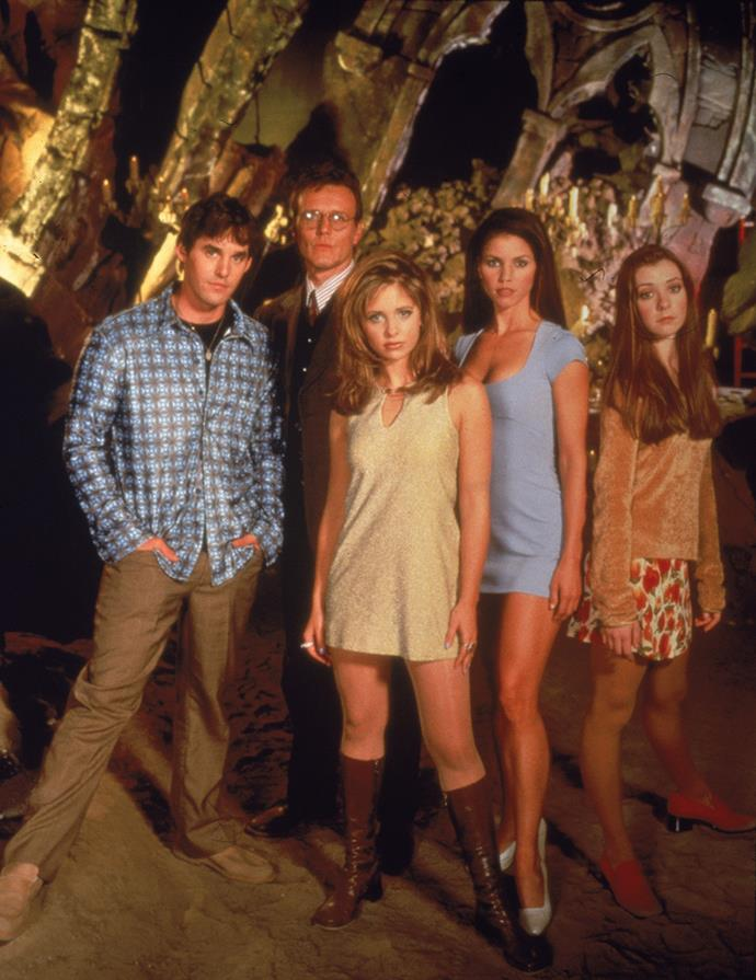 Buffy the Vampire Slayer (1997–2003).