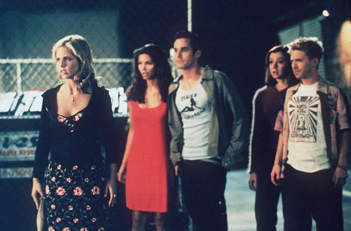 Buffy the Vampire Slayer (1997–2003).