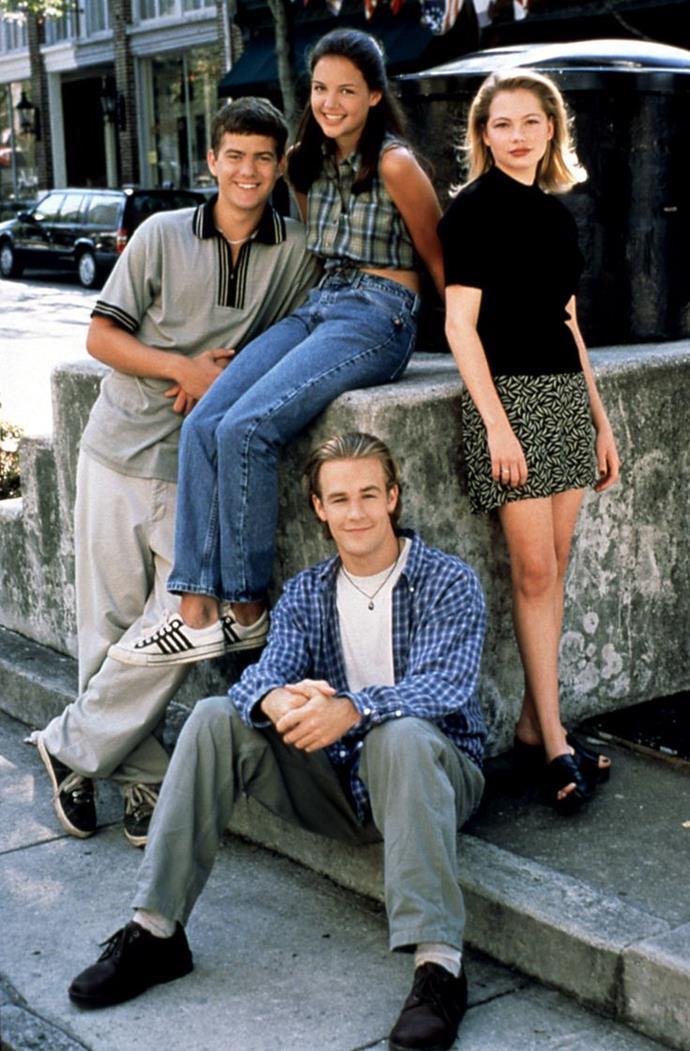 *Dawson's Creek* (1998–2003).
