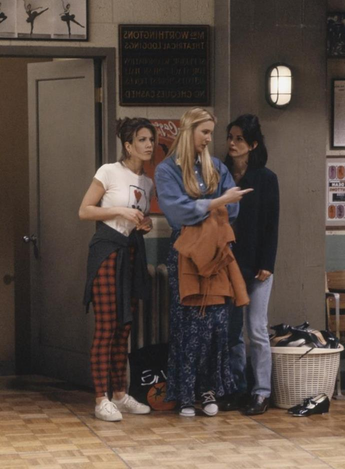 *Friends* (1994–2004).