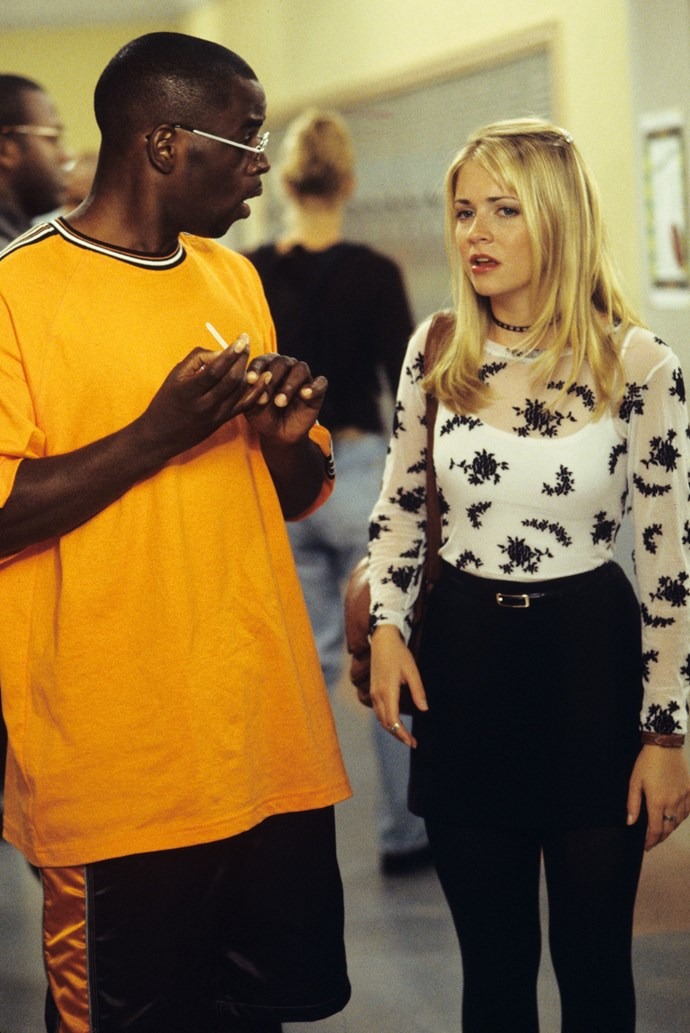 Sabrina, the Teenage Witch (1996–2003).