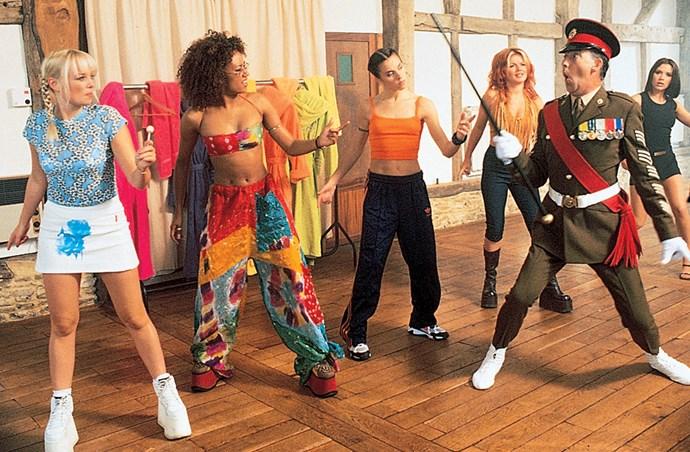 Spice World (1997).