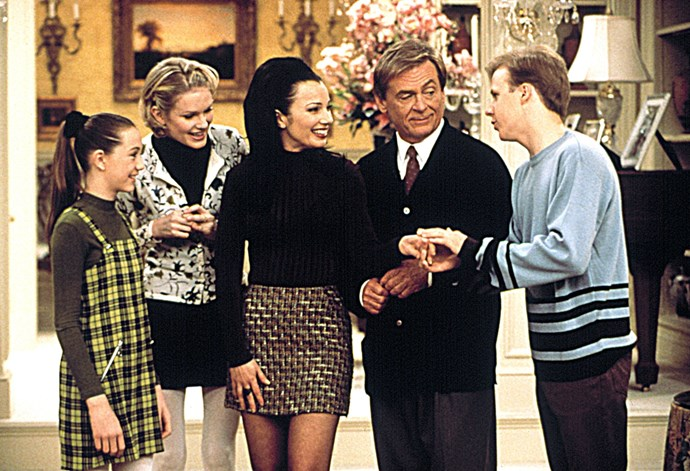 The Nanny (1993–1999).