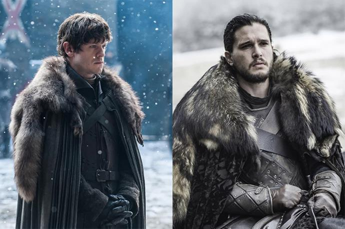 """<p><strong>Iwan Rheon auditioned for Jon Snow</strong> <p>Things could have been very different on <em>Game of Thrones</em>. Iwan, who played villain Ramsay Bolton to perfection, <a href=""""http://www.eonline.com/au/news/679482/you-will-never-believe-who-almost-played-jon-snow-on-game-of-thrones"""" target=""""_blank"""">revealed in 2015</a>, """"I auditioned for the pilot of <em>Game of Thrones</em>, and was down to the last two for Jon Snow, so I guess they knew me."""" Showrunners David Benioff and D.B. Weiss knew exactly who to cast for Ramsay when the role popped up."""