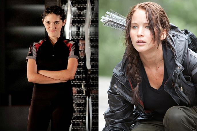 """<p><strong>Isabelle Fuhrman auditioned for Katniss Everdeen</strong> <p>Isabelle played feisty knife-throwing Clove in the film adaptation of <em>The Hunger Games</em> but she was originally gunning for the lead role. <a href=""""http://www.mtv.com/news/1681599/hunger-games-isabelle-fuhrman-katniss/"""" target=""""_blank"""">She told MTV</a>, """"I saw myself as Katniss, but I think everyone does when they read the book, because that's the character that you related to so much because you're seeing the whole story through her eyes… I went in and actually auditioned for her, but I was too young because I [was] 14."""" Jennifer Lawrence took on the role, and Isabelle described her as the """"perfect"""" Katniss."""