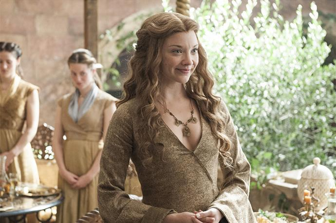 """<p><strong>Natalie Dormer auditioned for another female character on <em>Game of Thrones</em></strong> <p>On a <em>Game of Thrones</em> panel, Natalie revealed she <a href=""""https://www.buzzfeed.com/keelyflaherty/natalie-dormer-auditioned-for-a-completely-different-role-on?utm_term=.pam9jAQPYN#.faVmGbV8Pl"""" target=""""_blank"""">originally auditioned to play another female character</a> on the show, but she said she will not reveal which one it was until the show is over. She ended up playing Margaery Tyrell, a role she was initially hesitant about because she was worried it was too similar to a character she'd previously played."""