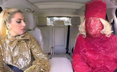 Lady Gaga Slays Carpool Karaoke With James Corden