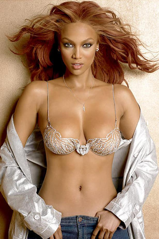 <p> <strong>The Year:</strong> 2004.<p> <P> <strong>The Bra:</strong>  Although it wasn't featured in the show, the 'Heavenly 70' bra, worth around $13 million, got plenty of attention.<p> <p> <strong>The Wearer:</strong> Tyra Banks.<p>