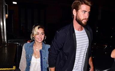 Miley Cyrus Finally Confirms She And Liam Hemsworth Are Engaged