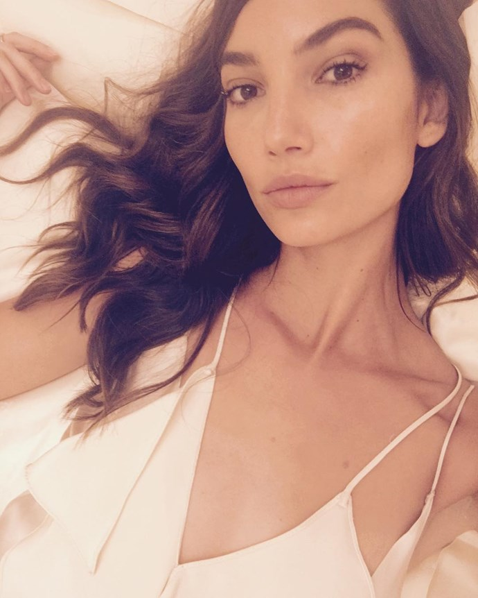 <p> <strong>Lily Aldridge, 30. </strong><p> <P> <strong>Status:</strong> Angel.<p>