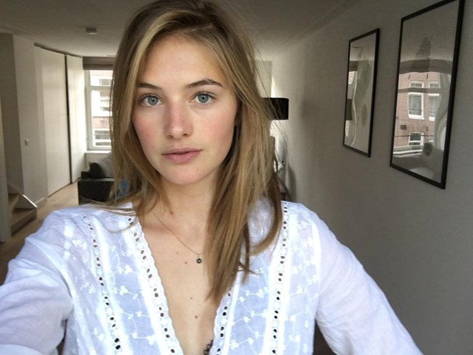 <p> <strong>Sanne Vloet, 19.</strong><p> <P> <strong>Status:</strong> VS regular.<p>