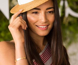 Jessica Gomes spring racing