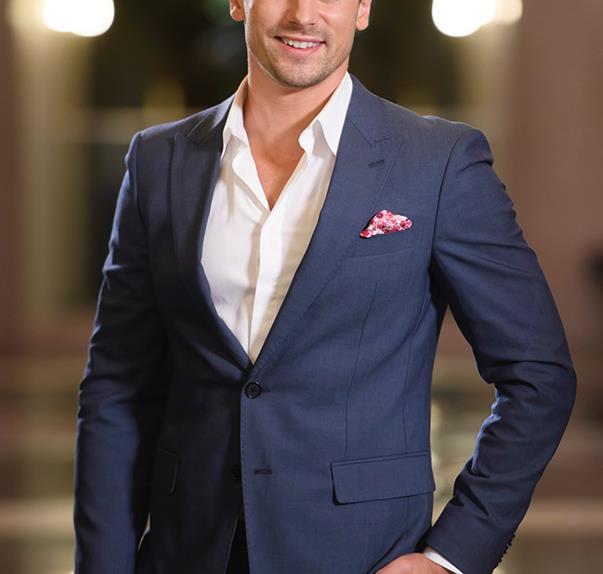 Matty J on The Bachelorette Australia 2016 Finale