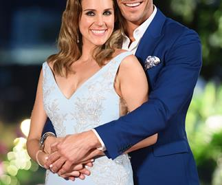 Georgia Love and Lee Elliott on The Bachelorette Australia 2016 Finale Result