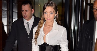 Gigi Hadid Shares Her Go-To Beauty Tutorial