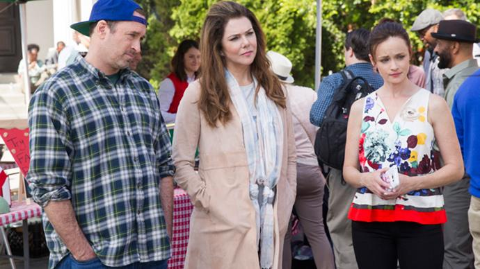 Gilmore Girls A Year In The Life.
