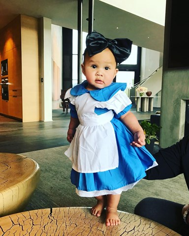 The Cutest Celebrity Kids' Halloween Costumes Of The Year
