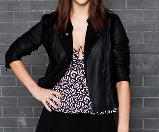 Belinda Kosorok on Australia's Next Top Model 2016