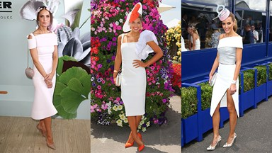 The Best Crown Oaks Day Looks From Over The Years